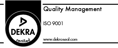 DEKRA Certification: Quality Management ISO 9001